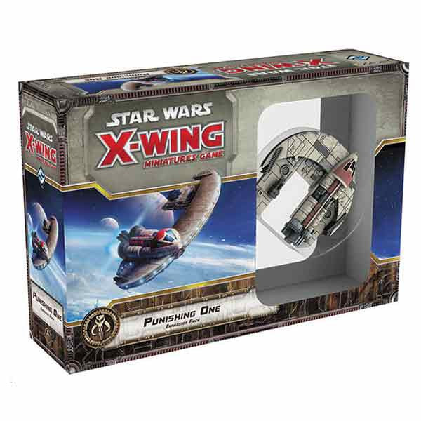 Star Wars X-Wing. Castigadora