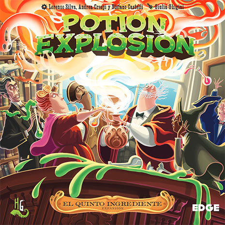 Potion Explosion. El Quinto Ingrediente