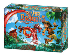 River Dragons (Inglés)