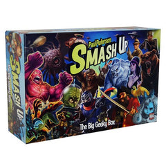 Smash Up. The Big Geeky Box
