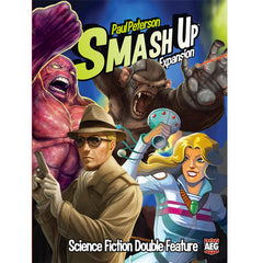 Smash Up. Ciencia ficción por partida doble