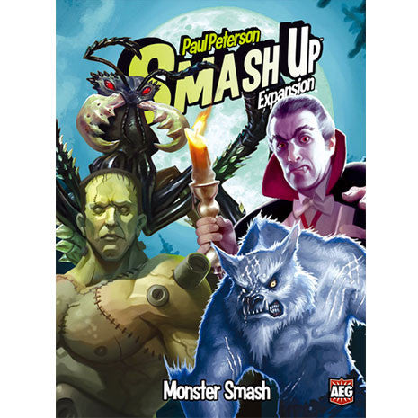 Smash Up. Choque de Monstruos