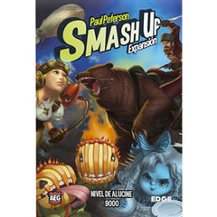 Smash Up. Nivel de Alucine 9000