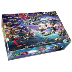 Star Realms Frontiers (Inglés)