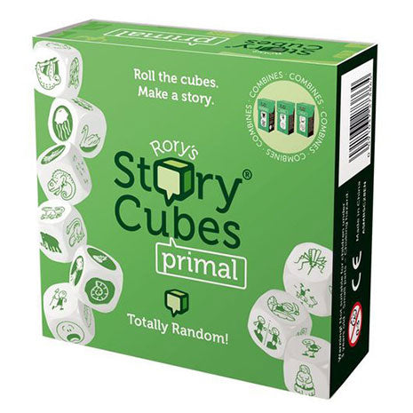 Story Cubes. Primal