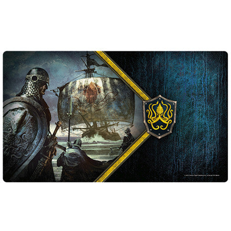 Game of Thrones 2nd Edition: Ironborn Reavers Playmat