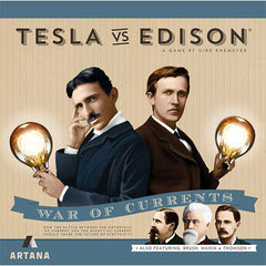 Tesla vs. Edison. War of Currents (Inglés)