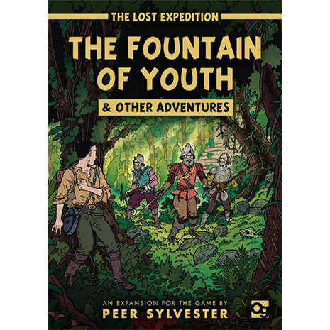 The Lost Expedition. The Fountain of Youth & Other Adventures