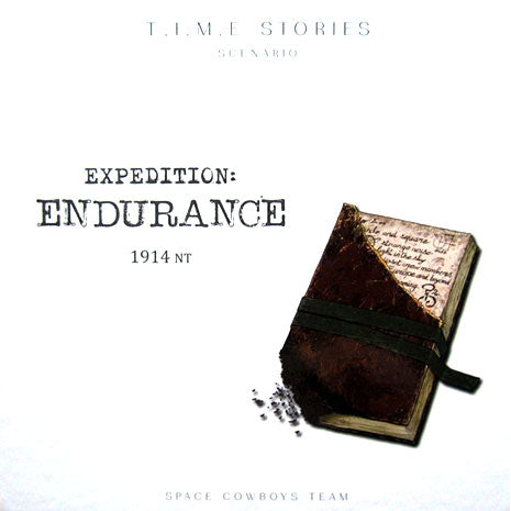 T.I.M.E. Stories. Expedición: Endurance