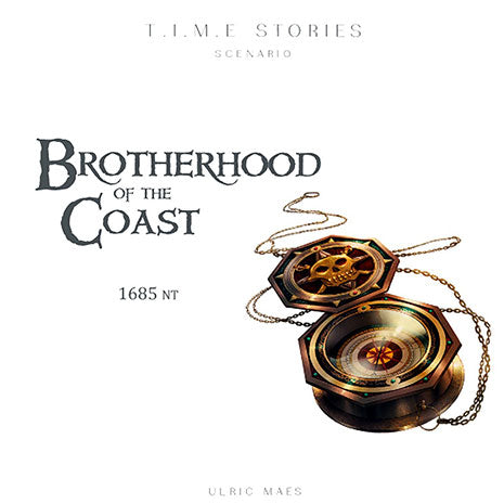 T.I.M.E. Stories. La Hermandad de la Costa
