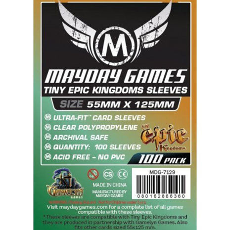 Fundas Mayday Tiny Epic 88mm x 125mm
