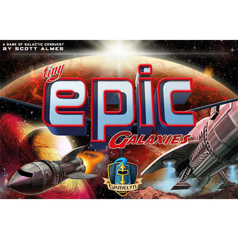 Tiny Epic Galaxies (Inglés)