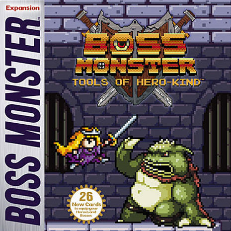 Boss Monster. Tools of Hero-Kind