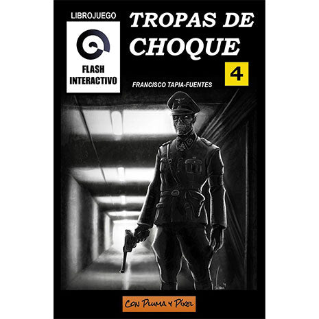 Tropas de Choque. Flash Interactivo