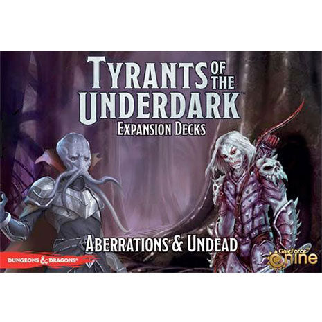 Tyrants of the Underdark. Aberrations & Undead