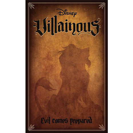 Disney Villainous. Evil Comes Preparated