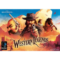 Western Legends (Inglés)