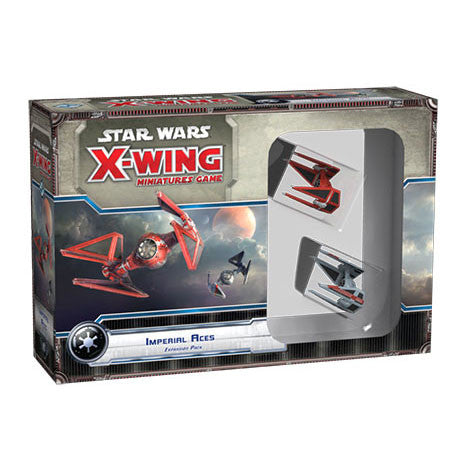 Star Wars X-Wing. Ases Imperiales