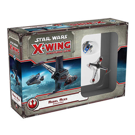 Star Wars X-Wing. Ases Rebeldes