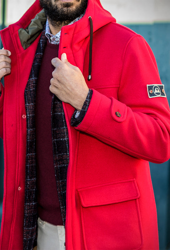 MONTEZEMOLO - Winter 2018 Collection