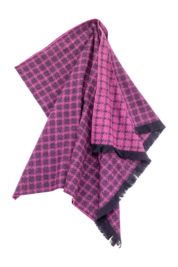 MONTEZEMOLO Men's Clothing - Scarf - Fancy Wool Stole - www.montezemolostore.com