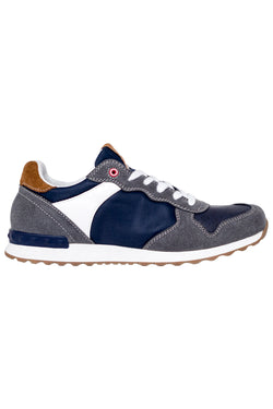 MONTEZEMOLO Men's Clothing - Sneakers - Running Canvas Sneakers - www.montezemolostore.com
