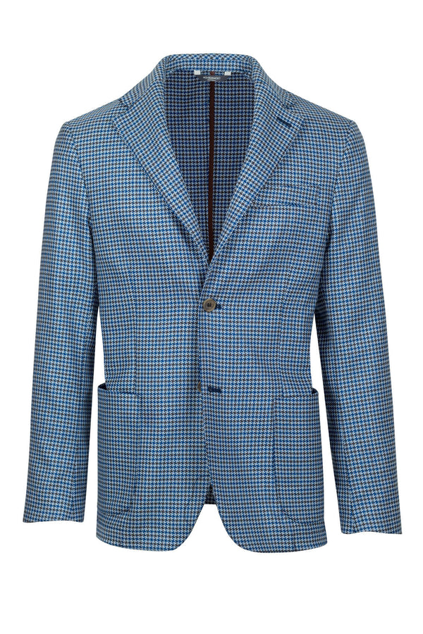 Micro Pied-de-Poule Fancy Jacket