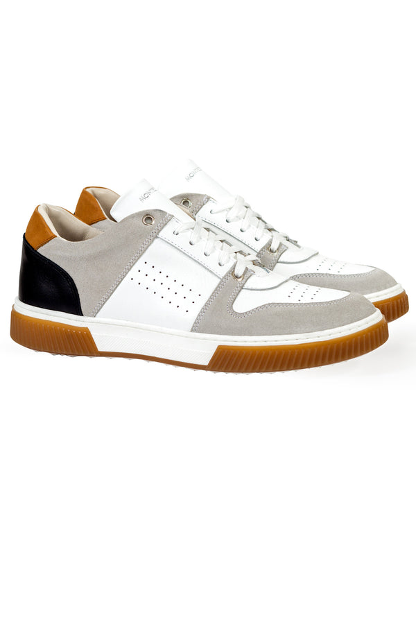 MONTEZEMOLO Men's Clothing - Sneakers - Leather Sneakers - www.montezemolostore.com