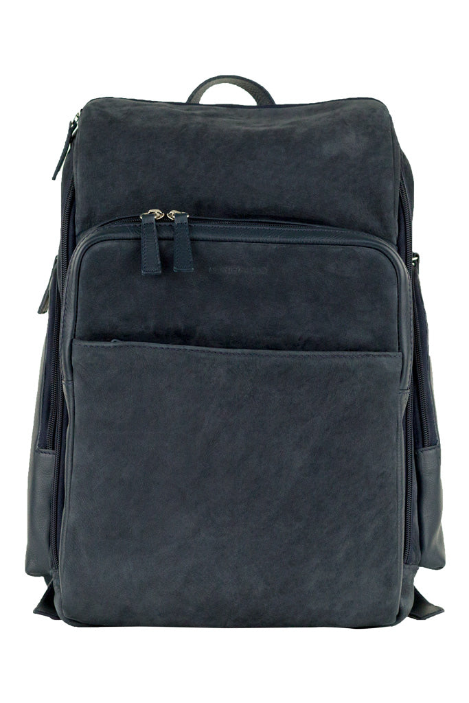 MONTEZEMOLO - Bag - Nubuck Backpack - MONTEZEMOLO
