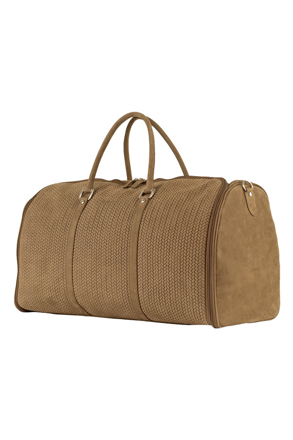 MONTEZEMOLO - Bag - Intrecciato Nubuck Suit Carrier - MONTEZEMOLO