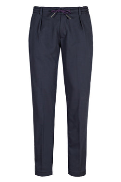 Tecno-Silk Chino With Drawstring