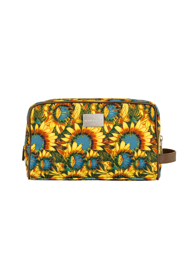 Sunflower Beauty Case