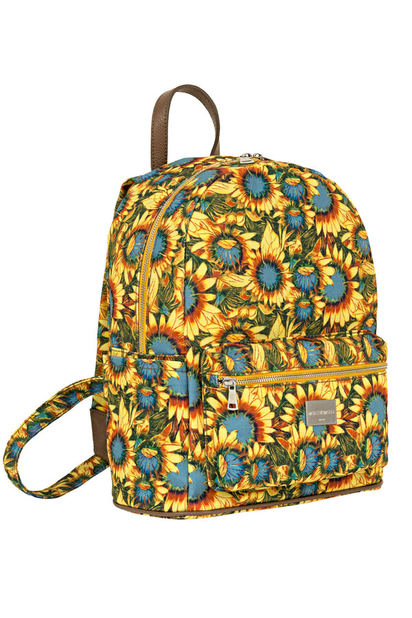 MONTEZEMOLO Men's Clothing - Bag - Sunflower Backpack - www.montezemolostore.com