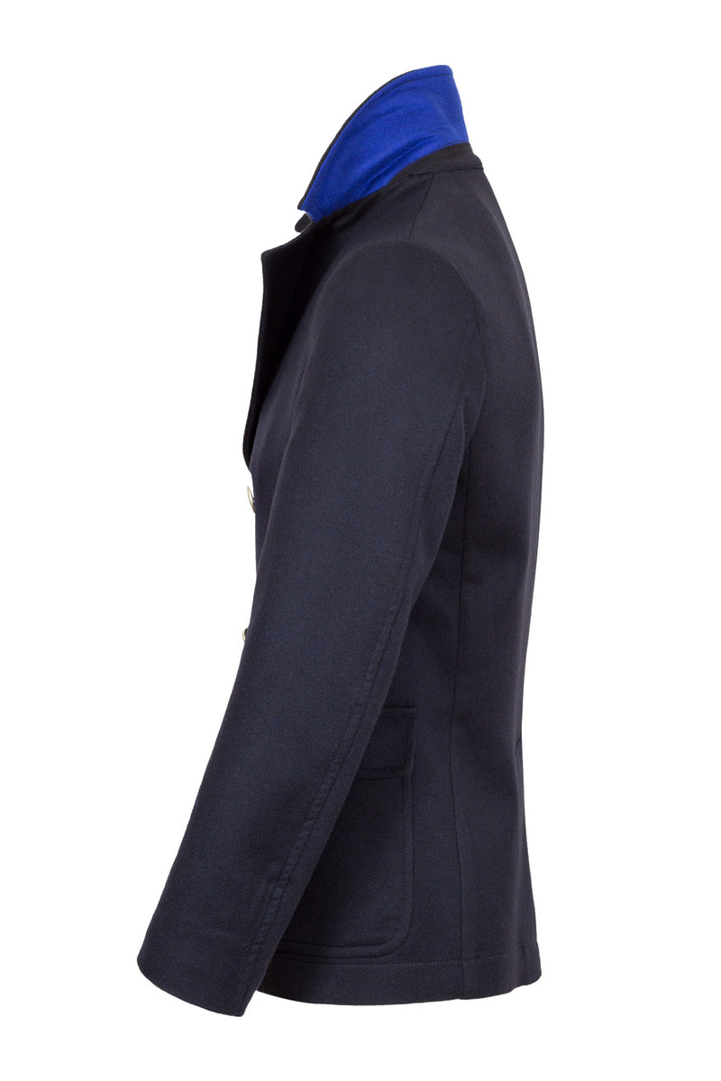 Virgin Wool Pea Coat