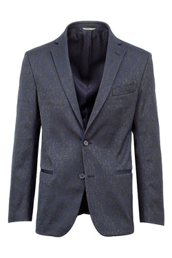 Fancy Brocade Blazer