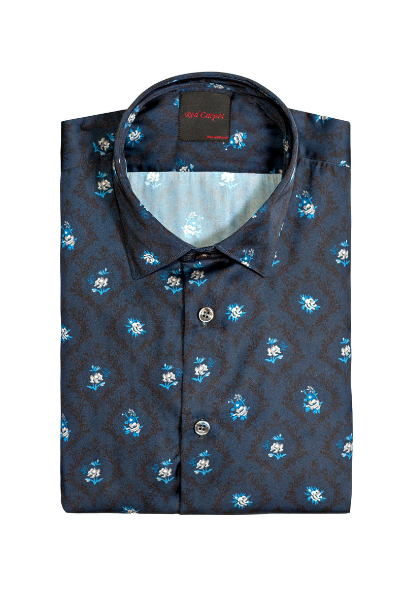 MONTEZEMOLO Men's Clothing - Shirts - Red Carpet Shirt - www.montezemolostore.com