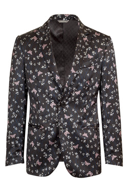 MONTEZEMOLO Men's Clothing - Jackets - Printed Jacket - www.montezemolostore.com