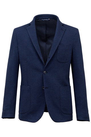 Loro Piana Tricot Wool & Cotton Jacket