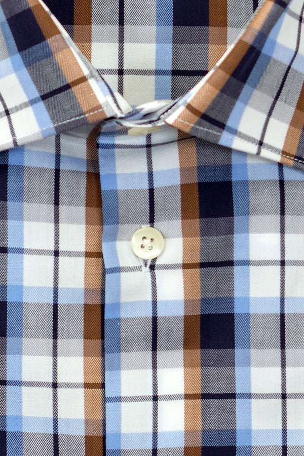 Multicolor Check Shirt