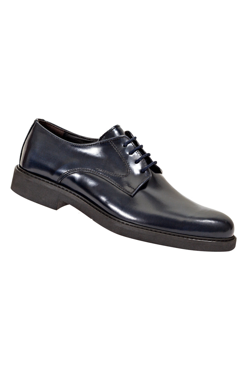 Patent Leather Derby