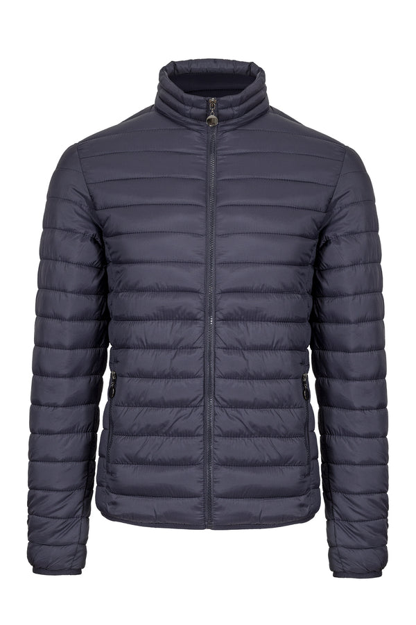 MONTEZEMOLO Men's Clothing - Outerwear - X-Light Zipped Jacket - www.montezemolostore.com