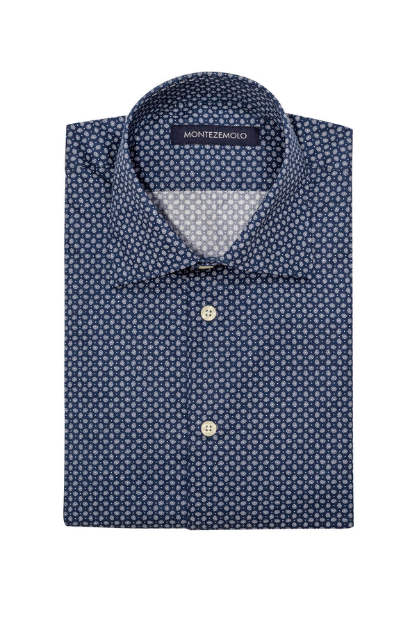 Fancy Printed Pure Cotton Shirt