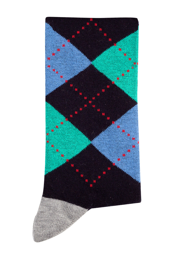 MONTEZEMOLO Men's Clothing - Socks - Burlington Fancy Socks - www.montezemolostore.com