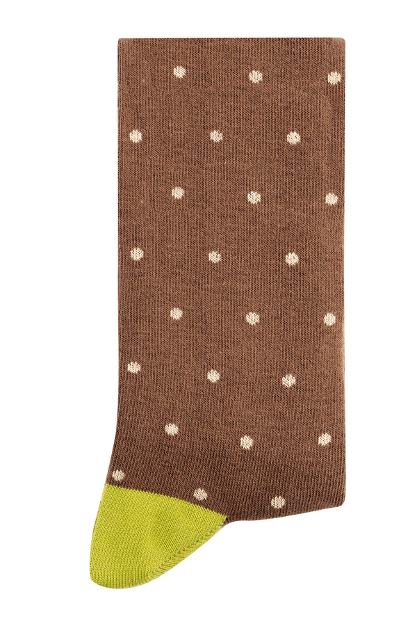 MONTEZEMOLO Men's Clothing - Socks - Pois Fancy Socks - www.montezemolostore.com
