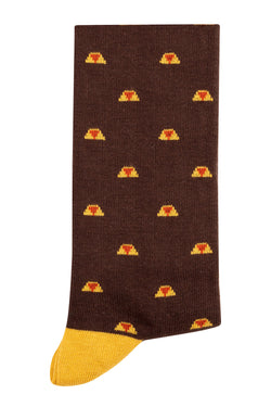 MONTEZEMOLO Men's Clothing - Socks - Fancy Socks - www.montezemolostore.com