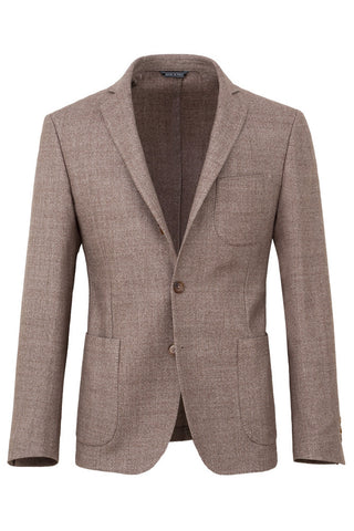 Wool Cotton & Cashmere Jacket