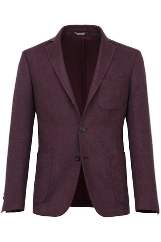 Silk & Cashmere Wool Jacket