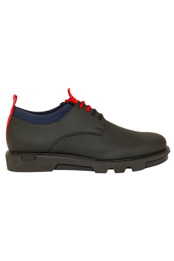 MONTEZEMOLO - Lace Up Shoes - Rubber Coated Derby - MONTEZEMOLO