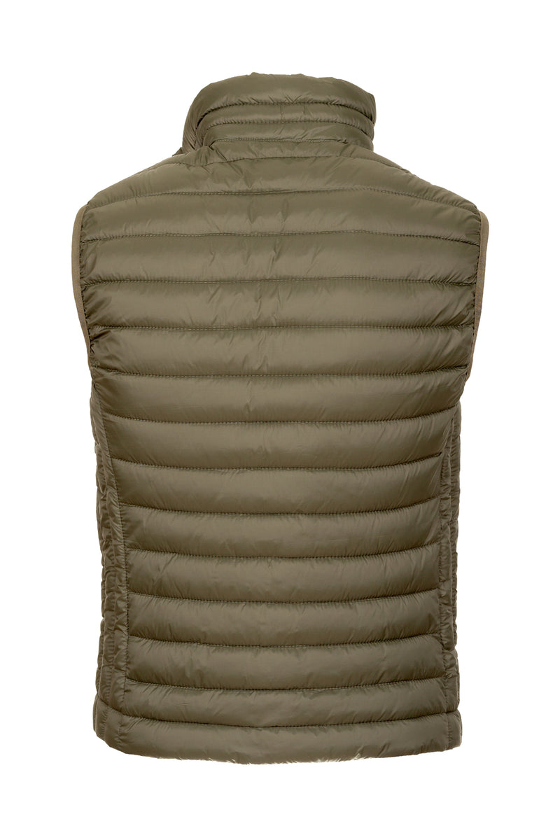 MONTEZEMOLO Men's Clothing - Outerwear - X-Light Vest Bodywarmer - www.montezemolostore.com