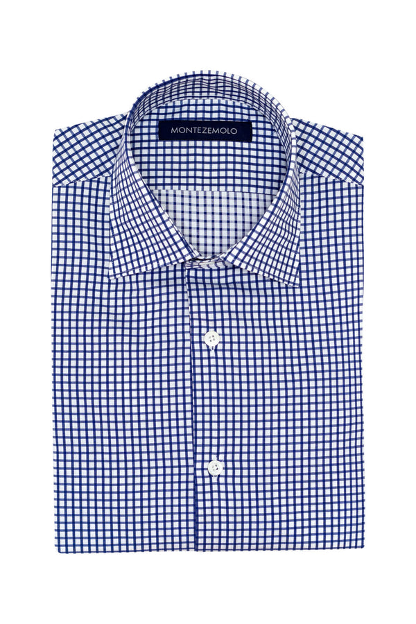 MONTEZEMOLO - Shirts - Checked Shirt - MONTEZEMOLO